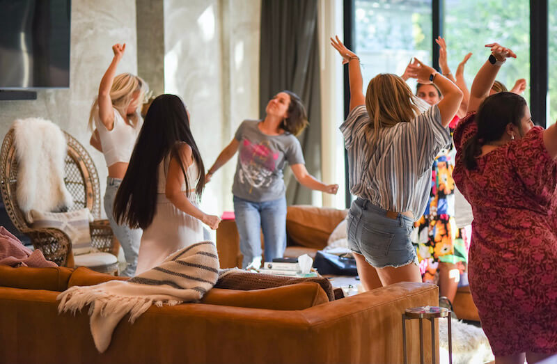 Money Metaphysics for Maverick Women Retreat Fall 2021